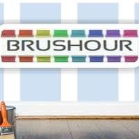 Brushour - Painters and Decorators logo