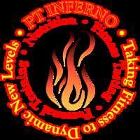 Arron Reed PT INFERNO logo