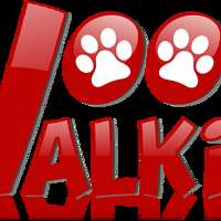 Woofy Walkies logo