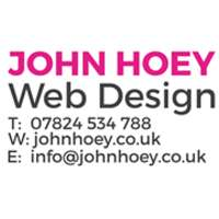 John Hoey Web Design  logo
