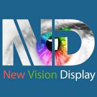 New Vision Display logo