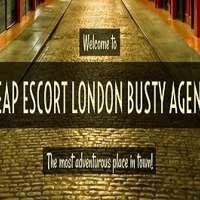 Cheap Escort London Busty logo