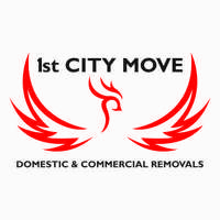 1st City Move Limited logo