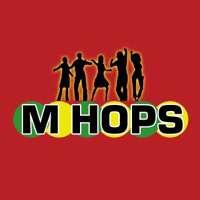 M Hops logo