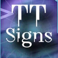 TT Signs logo