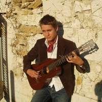 Andrew Clegg Spanish Classical Guitarist logo