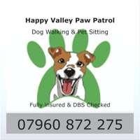 Happy Valley Paw Patrol  logo