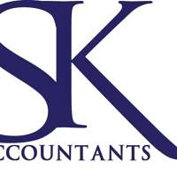 SK Accountants logo