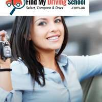 Find My Driving School logo
