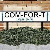 COM-FOR-T Street Eats logo