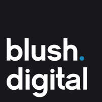 Blush Digital logo