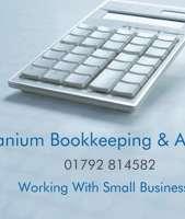 Titanium Bookkeeping & Accounts logo