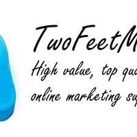 TwoFeetMarketing logo