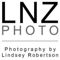 LNZPHOTO - Photography by Lindsey Robertson logo