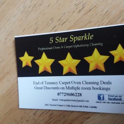 5 Star Sparkle