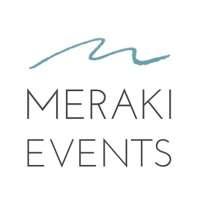 Meraki Events logo