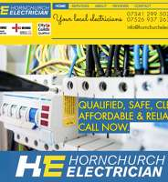 Hornchurch Electrician logo