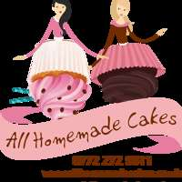 All Homemade Cakes logo