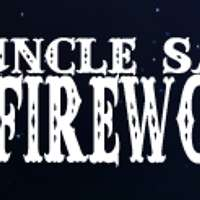 Uncle Sam Fireworks logo