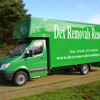 Dex Removals Reading  logo