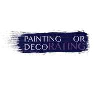 PAINTING OR DECORATING LTD logo