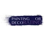 PAINTING OR DECORATING LTD logo