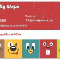 Diddly Steps logo