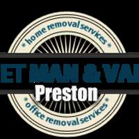 Man and Van Preston logo