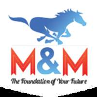 M and M Bangalore logo