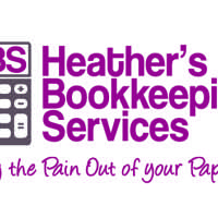 Heathers Bookkeeping Services logo