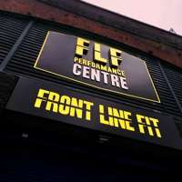Frontlinefit Performance Centre logo