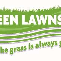 green lawns uk logo