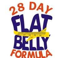 28 Day Flat Belly Formula logo