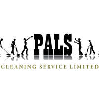 PALS CLEANING SERVICES LTD  logo