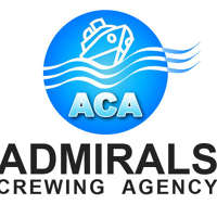 Admirals Crewing Agency logo