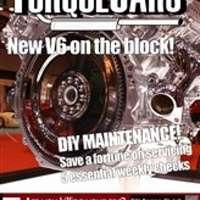 TorqueCars Tuning Magazine logo
