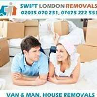 Swift London Removal Services Ltd logo