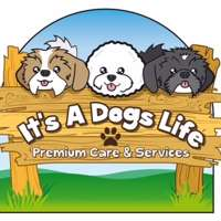 Its a Dogs Life Leicestershire logo