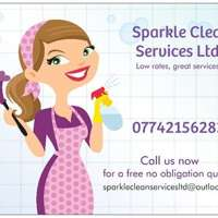 Sparkle Clean Services Ltd. logo