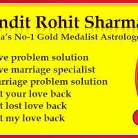 Vashikaran Specialist Pandit Rohit Sharma +918968620218 logo