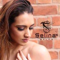 Selinas salon  logo