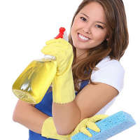 Cleaners Sittingbourne logo