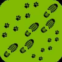 Papattes Dogwalking logo