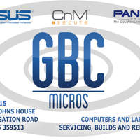 GBC Micros logo