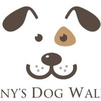 Dannys dog walking  logo