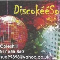 Discokee Sound's logo