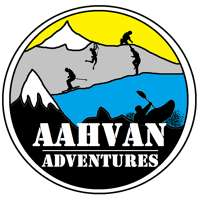 Aahvan Adventures logo