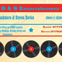 D&S Entertainment logo