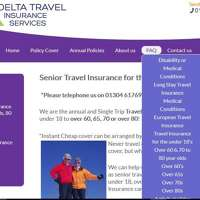 Delta Travel Insurance logo