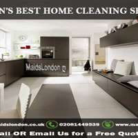 MaidsLondon Cleaning Services logo